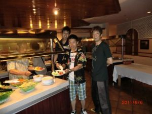 社員旅行 2011年