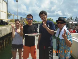 社員旅行 2012年
